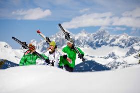 Экономичные горнолыжные туры в Шладминге